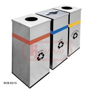 Recycle Bins - RCB-821S-Series