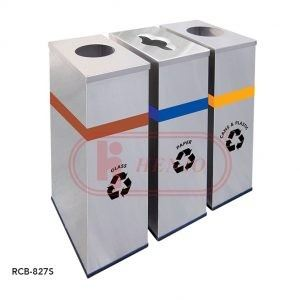 Recycle Bins - RCB-827S-Series