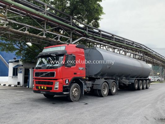 Road Tanker Bulk Delivery