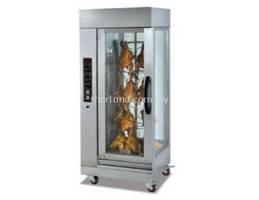(A19)  Gas Electric Chicken Rotisseries
