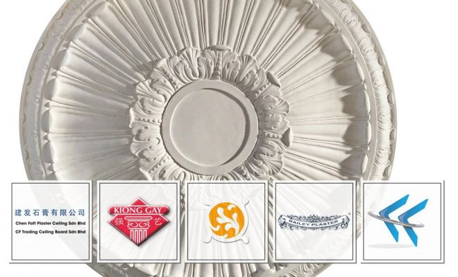 Plaster Ceiling Material Supplier - Malaysia