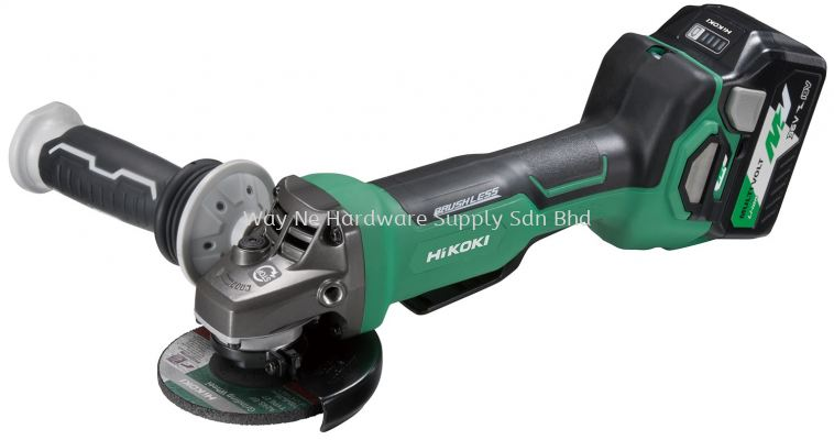 "MULTI VOLT(36V) 100mm (4"") Cordless Disc Grinder G3610DB"