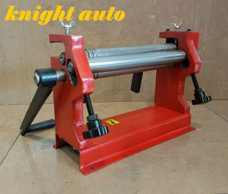 SJ300 Slip Roll Machine 300mm Width 1mm Thickness 32mm Dia ID31551