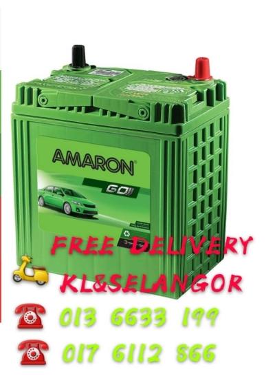 AMARON GO MF NS60LS RM210