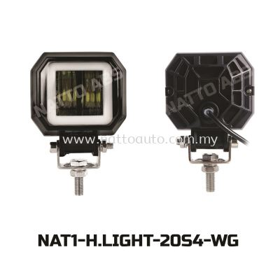 HEAD LIGHTS WG-20S4(WHITE)