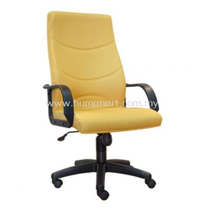 REFORM STANDARD HIGH BACK FABRIC CHAIR WITH POLYPROPYLENE BASE
