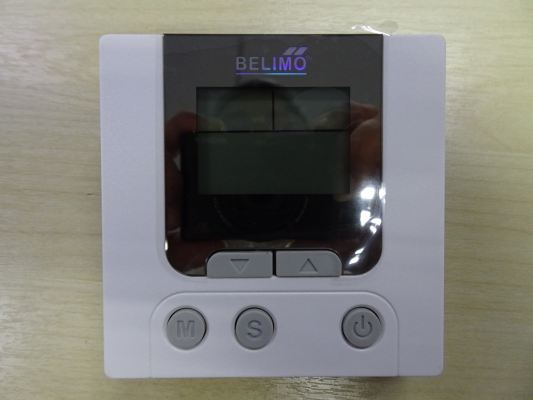 BELIMO EXT-T24-D201 LCD MODULATING THERMOSTAT