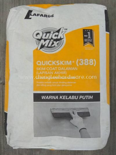 000619 ( 388 ) QUICK SKIM GREY - 25KG PER BAG