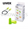 UVEX X FIT FOAM EAR PLUG HEARING PROTECTION SAFETY & P.P.E