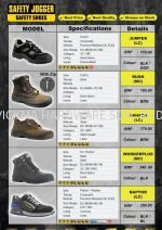 SAFETY JOGGER SAFETY SHOES 2