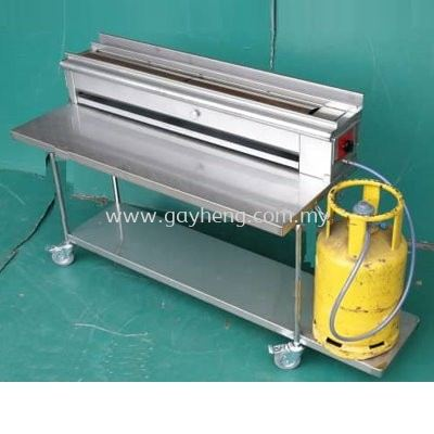 S/S Otak Oven With Trolley ���ڴ�¯���Ƴ�