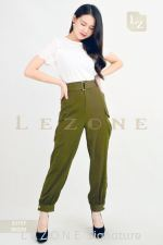 66228 CARGO LONG PANTS【1ST 10% 2ND 15% 3RD 20%】
