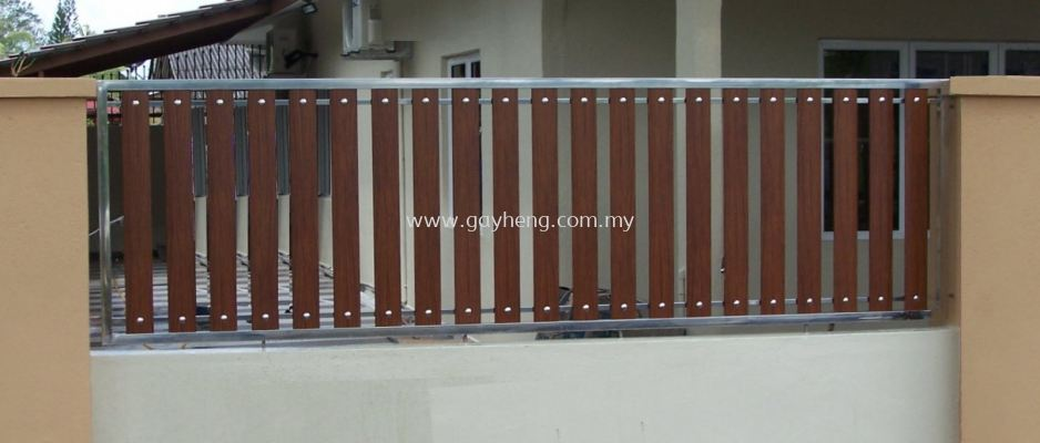 Stainless Steel Fence ������