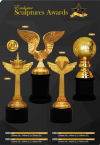 9292 9293 9294 9295 Sculptures Awards Trophy