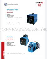 CENX WIN HIGH FREQUENCY MODULE & WIRE FEEDER