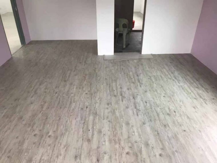 4mm SPC Vinyl Click - White Grey Rustic ( SPC4-0113 )