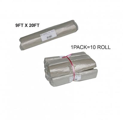 9FT X 20FT PE SHEET ON ROLL - 00020A