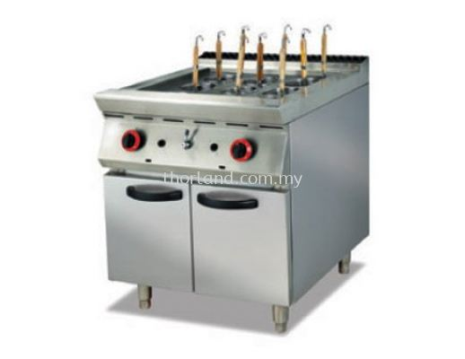 (A119) Gas Pasta Cooker With Cabinet