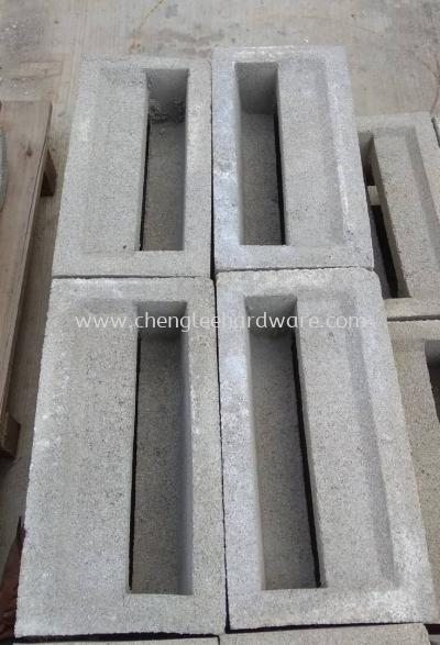 013348 305MM( L) X 125MM ( H) X150MM (W) Ventilation Block BRICK