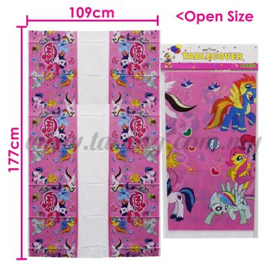 Table Cover Little Pony (P-TC-PN)