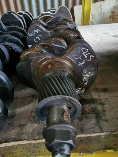 MITSUBISHI FUSO FE83 4D34 TURBO CRANKSHAFT