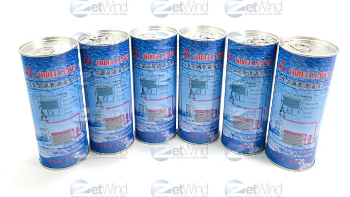 [CODE:840011] SOLVENT 400ML (THREE LEAVES) 1BOX=24CAN