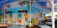 Legoland Wall Sticker Wallmural/Wallpaper