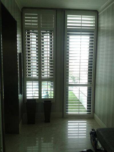 Window & Door Shutter replace Blind