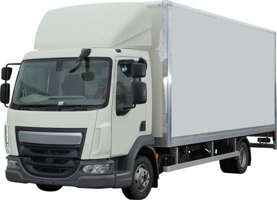 10 Tonne Box Lorry