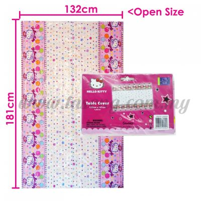 Table Cover Hello Kitty (P-TC2-01)