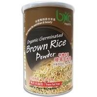 BNC Organic Germinated Brown Rice Powder 嗤嬬楚竸傲致頚    200g/can