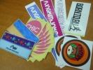 Mirrorkote/ Gloss Stickers Mirrorkote/ Gloss Stickers Stickers