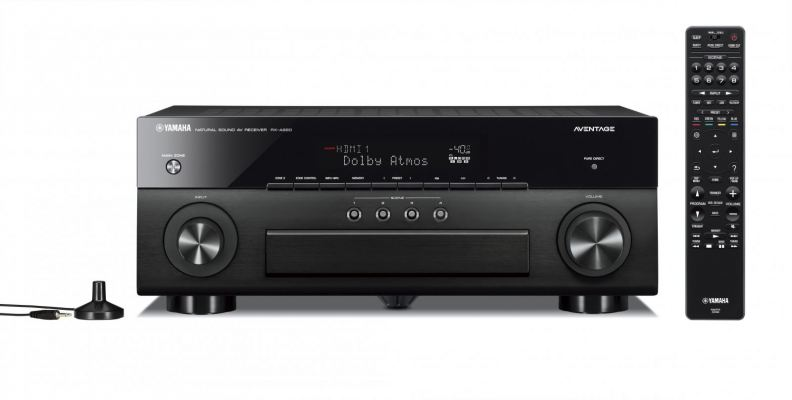 Yamaha Aventage RX-A880 Network AV Receiver