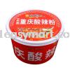 家乡人正宗重庆酸辣粉 (Spicy Sour Noodle) 杯面 (Cup Noodle) 中国食品 (China Snack)