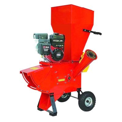Keyang FYS13: Shredder & Chipper, Petrol Engine, 13HP, 4�� Branch Cutting, PAGE2KR9479