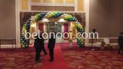 Air Balloon Arch set up at GICC , Genting, First World Hotel  Nov 2019 Printing / Decoration Balloon
