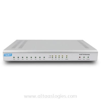 Voice over IP Gateway 4 and 8 FXO Ports