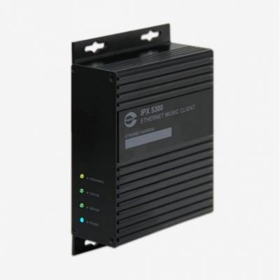 Amperes iPX5300 IP Ethernet Music Client
