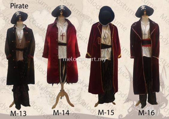 Pirate M13-16