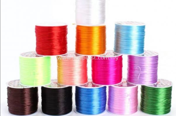 Colour Elastic Thread