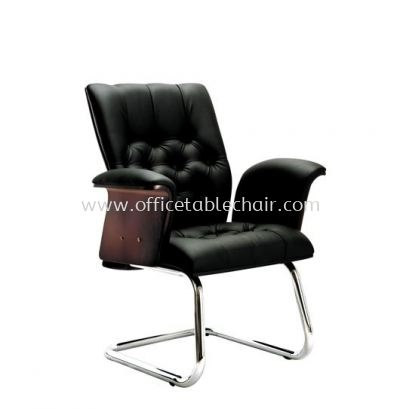 CHESTER DIRECTOR VISITOR CHAIR WITH CHROME CANTILEVER BASE ACL 9300