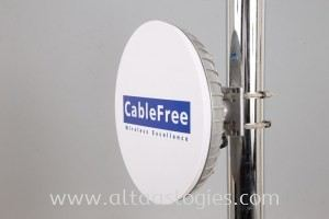 CableFree Pearl �C High Performance MIMO Radio