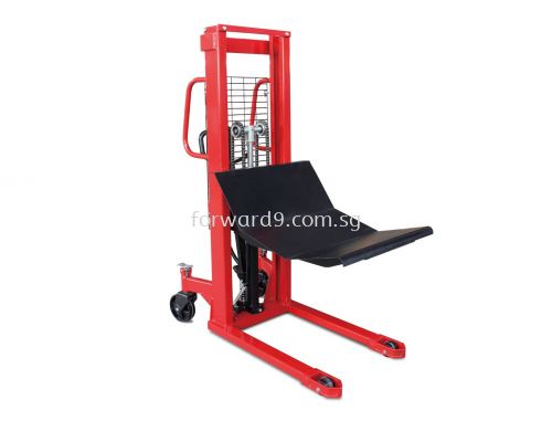 Oil Drum Stacker with Additional Plate
