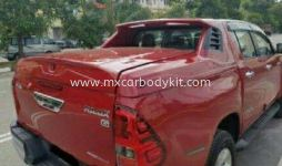 TOYOTA HILUX REVO T BOX WITH  ROLL BAR