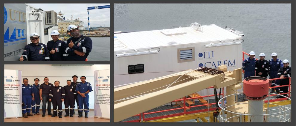 Free-Piston Linear Generator: Research Collaboration With Universiti Teknologi Petronas (UTP)