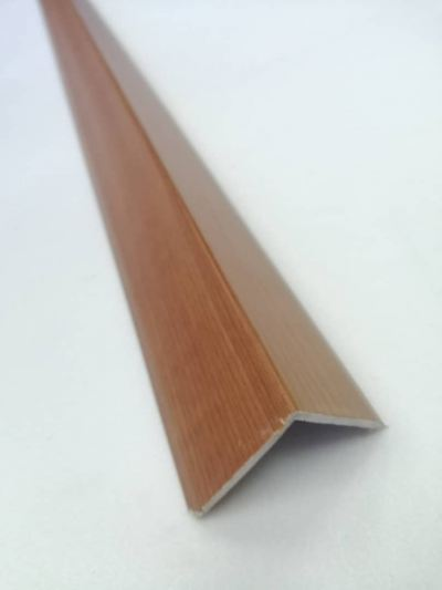 PVC  'L' END Border BIG - Cherry ( LB-1032 )