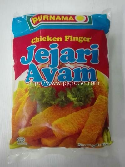 Purnama Chicken Finger 1kg