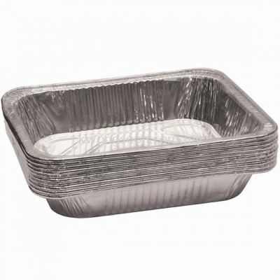Aluminium tray - buffet - full size