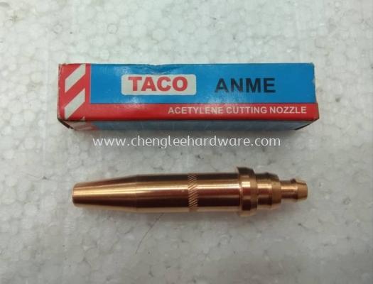 004236 ' TACO ' 3 PER 64 INCH  CUTTING NOZZLE