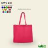 Magenta Non Woven Bag 001